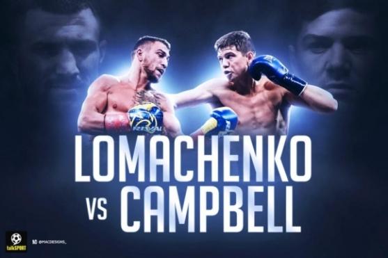 Лук Кембел: Ако го нанишанам Ломаченко, ќе го нокаутирам
