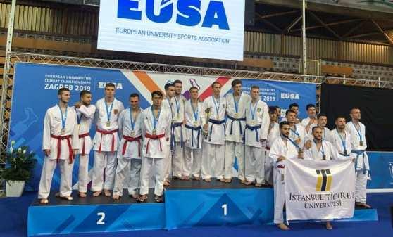 Македонските каратисти со седум медали од Универзијадата во Загреб
